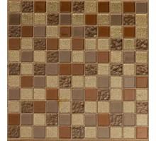 Мозаика Chocolate 29,5*29,5 стекло ORRO
