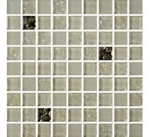 Мозаика МС 2020 30*30 стекло Роскошная мозаика