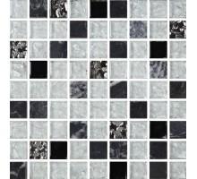 Мозаика МКС 2026 30*30 стекло Роскошная мозаика