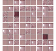 Мозаика МС 2084 30*30 стекло Роскошная мозаика
