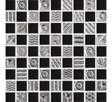 Мозаика МС 2169 30*30 стекло Роскошная мозаика