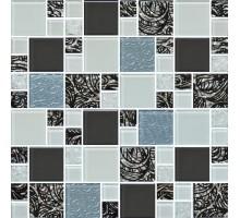 Мозаика МС 2171 30*30 стекло Роскошная мозаика