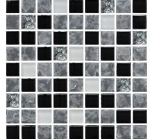 Мозаика МС 2201 30*30 стекло Роскошная мозаика