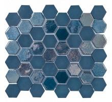 Мозаика BLUE 6 330*298 стекло TOGAMA