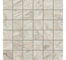 Alpi Bianco Inserto Mosaico АЛЬПЫ белый мозаика 30*30 COLISEUMGRES