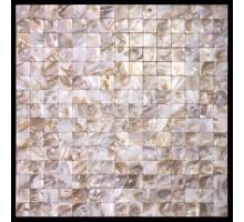 SMA-12-20 300*300 мозаика из ракушек NATURAL