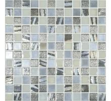 252/253/409/1046 Malla 31,7*31,7 мозаика стеклянная (на сцепке) VIDREPUR
