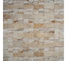 Мозаика ALS067 из мрамора 300*300*8 KERAMOGRAD