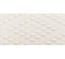 4D Drop White Matt Rett 40*80 плитка настенная MARCA CORONA