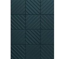 4D Diagonal Deep Blue 20*20 керамогранит MARCA CORONA