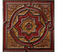 Composicion Tripoli Granate 30*30 декор ABSOLUTE KERAMIKA