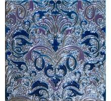 Composicion Damasco Cobalto 30*30 декор ABSOLUTE KERAMIKA