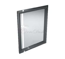 POMPEI 60 черная панель с зеркалом PO.mi.60\BLK KERAMA MARAZZI