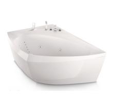 АЛЬПИНА 170*110 ванна акриловая AQUATIKA
