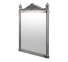 GEORGIAN T37 ALU Зеркало с рамой 55*75см, полированный алюминий BURLINGTON