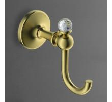 ANTIC CRYSTAL Крючок золото AM-2686BSJ-Do ART&MAX