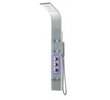 DSP07 Душевая гидромассажная панель с подсветкой GPD