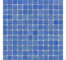 Мозаика AZUL CLARO стекло на бумаге 300*300*4 KERAMOGRAD