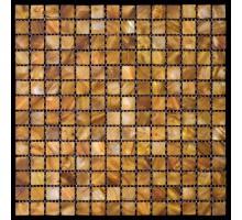 SMA-01-20 305*305 мозаика из ракушек NATURAL