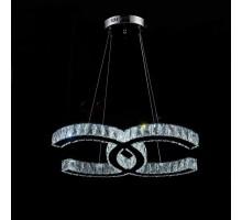MC4015 светильник подвесной 585*410 мм с кристаллами ARTIK