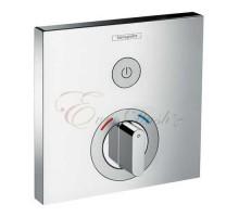 15767000 Смеситель ShowerSelect, наружная часть, 1 пользователь HANSGROHE
