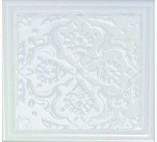 Armonia C Blanco 15*15 декор MONOPOLE