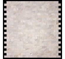 SMA-04 287*300 мозаика из ракушек NATURAL