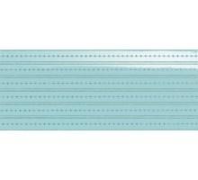 РАСПРОДАЖА Decoro Righe Glitter Mint MGWD78K 25*60 декор NOVABELL