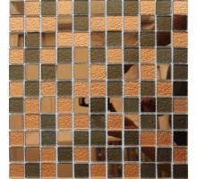 Мозаика A28 стекло/зеркало 300*300*4 KERAMOGRAD