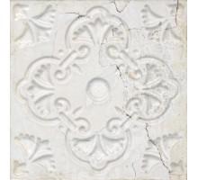 AGED WHITE ORNATO 20*20 плитка настенная APARICI