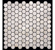 SMA-06 295*305 мозаика из ракушек NATURAL