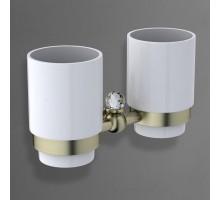 ANTIC CRYSTAL Два стакана бронза AM-2688SJ-Br ART&MAX