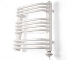 ALEX 200W полотенцесушитель электрический 540*400 мм белый Terma