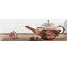 Decor Tea 02 C Fosker 10*30 декор ABSOLUTE KERAMIKA