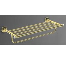 ANTIC CRYSTAL Полка для полотенец золото AM-2622SJ-Do ART&MAX