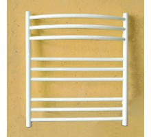 Богема-7 S7 100*50 белый полотенцесушитель водяной PRIORITET