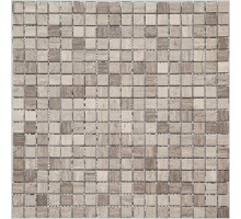 4M032-15P мозаика из мрамора 298*298*4 NATURAL