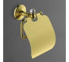 ANTIC CRYSTAL Держатель для туалетной бумаги золото AM-2683SJ-Do ART&MAX