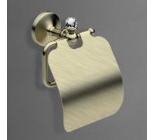 ANTIC CRYSTAL Держатель для туалетной бумаги бронза AM-2683SJ-Br ART&MAX