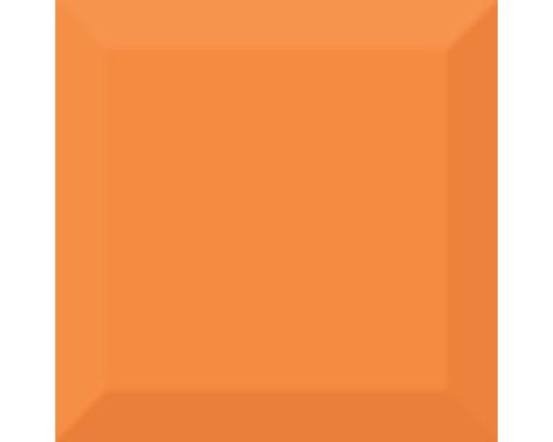 Biselado Brillo Naranja 10*10 плитка настенная ABSOLUTE KERAMIKA