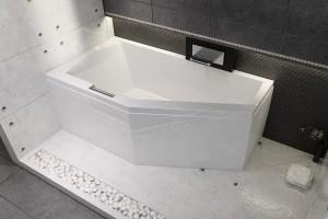 Акриловые и мраморные ванны