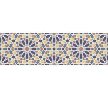 Alhambra Blue Mexuar 29,75*99,55 плитка настенная APARICI