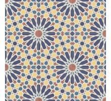 Alhambra Blue Natural 59,2*59,2 плитка напольная APARICI