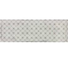 Arles Silver Decor Mix (12 дизайнов) 10*30 плитка настенная FABRESA