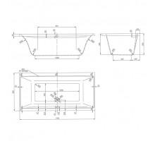 АРМАДА панель для ванны фронтальная AQUATIKA