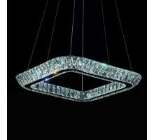MC4007S светильник подвесной 370*370 с кристаллами ARTIK