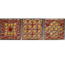 Decor Tripoli Granate 10*30 декор ABSOLUTE KERAMIKA