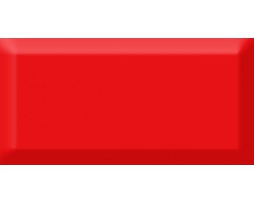 Biselado Brillo Rojo 7,5*15 плитка настенная ABSOLUTE KERAMIKA