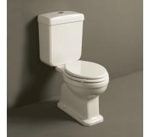 SIMAS Arcade Унитаз моноблок 36,5*68,5, слив в стену, белый, без сиденья