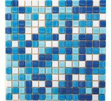 мозаика Aqua 100 смальта на бумаге 327*327*4 BONAPARTE